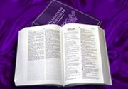 HalleluYah Scriptures open book