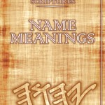 name meanings book cover