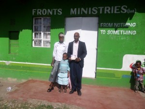 Kenya Pastor Edward of Front Ministries 20