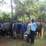 Kenya Brothers & Sisters & Fellowships Rejoicing Over HalleluYah Scriptures