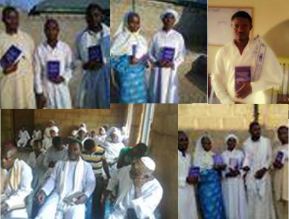 HalleluYah Scriptures Nigera Group 1