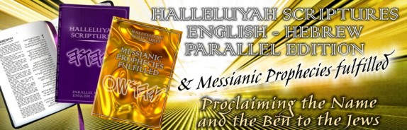 HalleluYah Scriptures Parallel + Hebrew Bible + Sacared Bible + Restored Name Bible + The Best Bible + The Scriptures & Cepher Yahweh & Yahwah + MPF Book 1