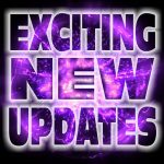 New Updates New Items Exciting Updates Please Read