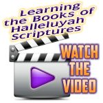 Learn The HalleluYah Scriptures Books With A Young Helper - HalleluYah
